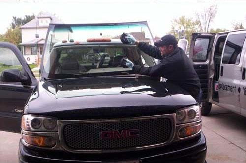 truck windshields