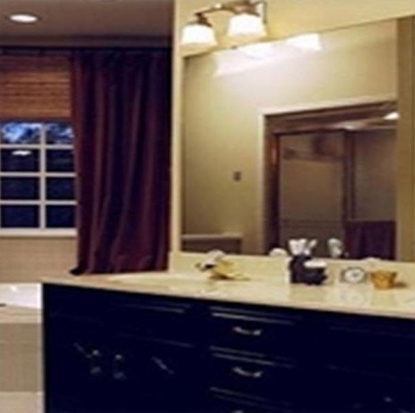 Residential mirror - bedroom