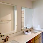 New frameless mirrors
