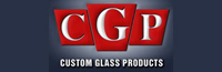 CGP Custom Glass Products of Wisconsin logo, our trade partner