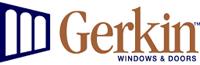 Gerkin Windows & Doors logo, our trade partner