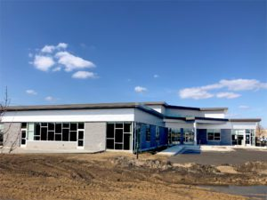 MSA Professional Services - newly constructed office building