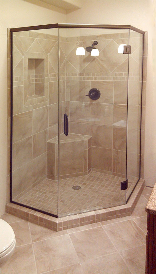 Shower Glass Pictures Area Glass Wi Madison And Northwoods