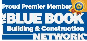 Proud premier member of The Bluebook Building Construction Network