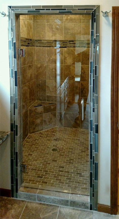 Custom Shower New Glarus, WI