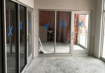 Vestibule Glass for Commercial Buildings