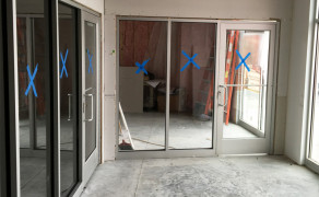 Vestibule Glass for Commercial Buildings