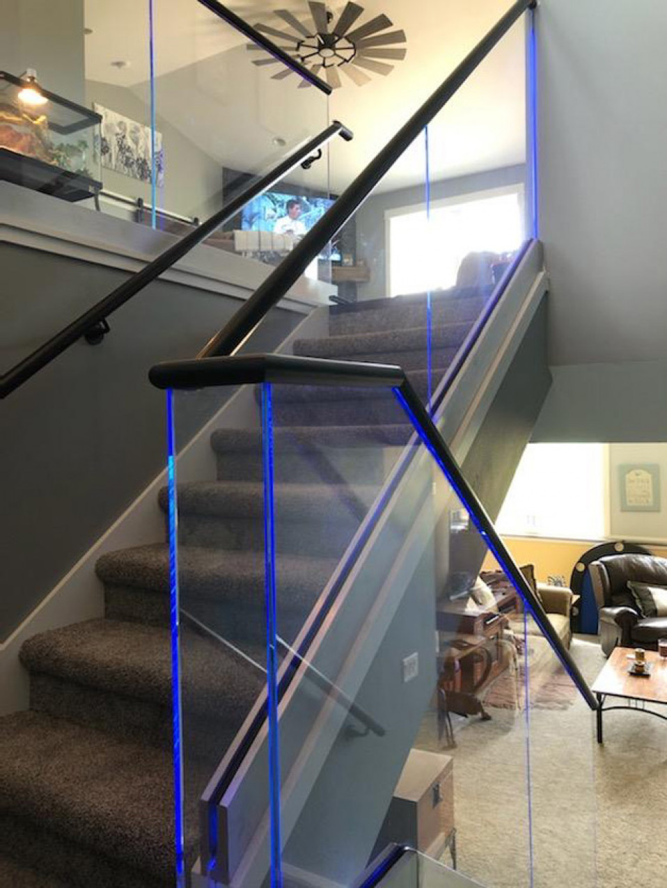 Lighted Handrail & Railing Systems