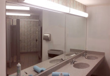 Commercial Bathroom Mirror