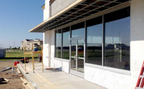 Commercial Glass: Storefront and Windows